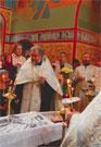 ВЫПОЛНЯЯ ЖЕЛАНИЕ НОННЫ МОРДЮКОВОЙ,  организаторы похорон не стали проводить гражданскую панихиду