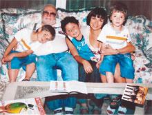 Ян табачник дети фото