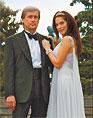 ВЛАДА ЛИТОВЧЕНКО:  «Через месяц после знакомства с Сергеем, во время прогулки по Мариинскому парку, он предложил мне венчаться»