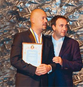 АЛЕКСАНДР РОДНЯНСКИЙ:  «Мы с Федором Бондарчуком не просто дружны, это уже другая стадия. Мы друг друга любим...»
