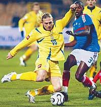 АНДРЕЙ ВОРОНИН: «Хочу обязательно поучаствовать в Евро-2012. Мне будет только 33 — это далеко не возраст заката»