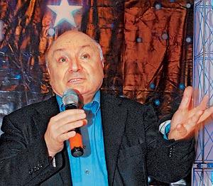 МИХАИЛ ЖВАНЕЦКИЙ: «Я НАСЛАЖДАЮСЬ СВОИМ ВОЗРАСТОМ. Сейчас я лучше, чем был тридцать лет назад»